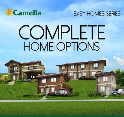 Cara House Model Camella Homes South